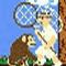 Super Monkey Poop Fight - Jogo de Aventura