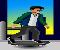 Rooftop Skater - Jogo de Desporto