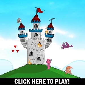 Crazy Castle 2 - Jogo de Tiros