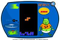 Tetrix - Jogo de Puzzle